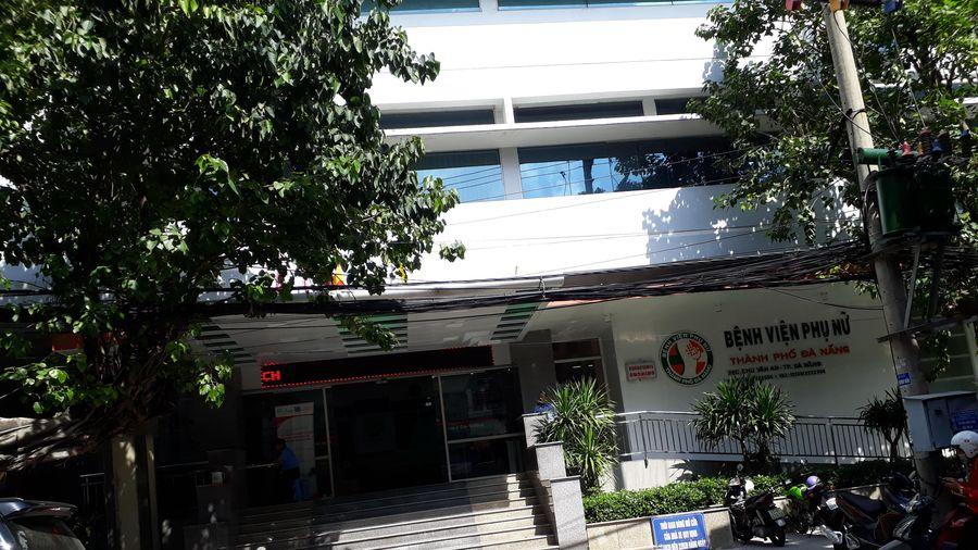 Công an làm việc với Sở Y tế TP Đà Nẵng vụ '2 sản phụ tử vong và 1 sản phụ nguy kịch'