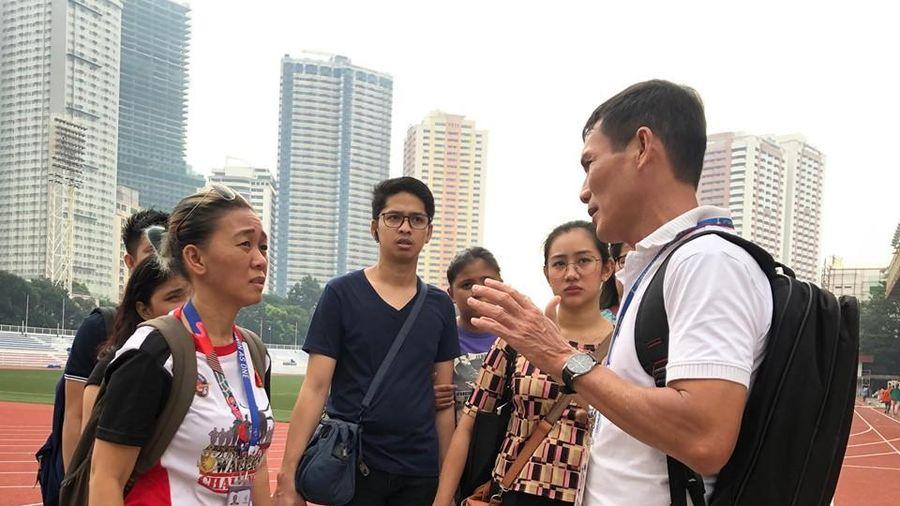 Rizal Memorial chờ thầy trò ông Park đá chung kết SEA Games