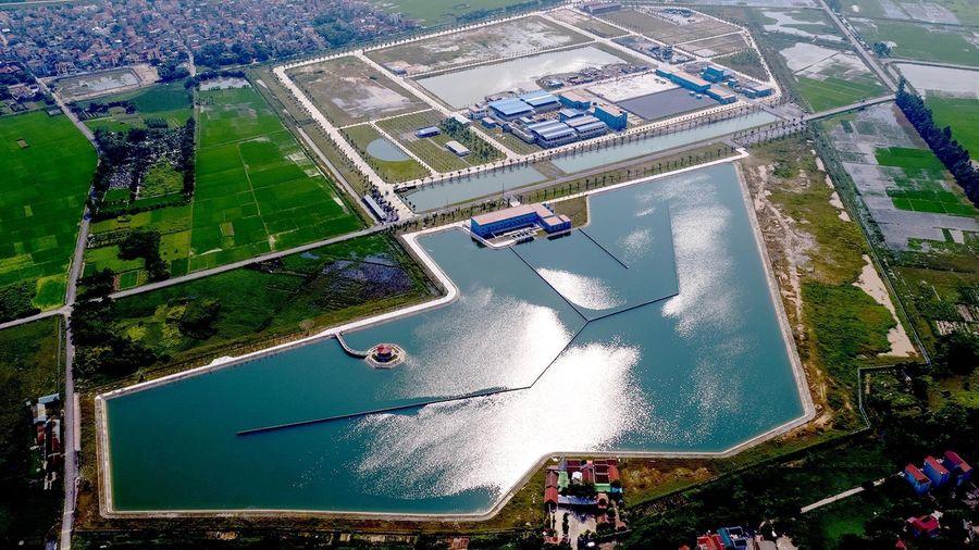 Thuê tư vấn độc lập tính giá nước sạch sông Đuống