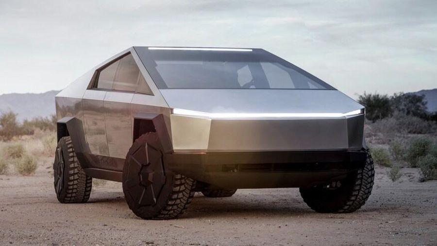 Xe bán tải chống đạn Tesla Cybertruck ra mắt, giá từ 39.900 USD