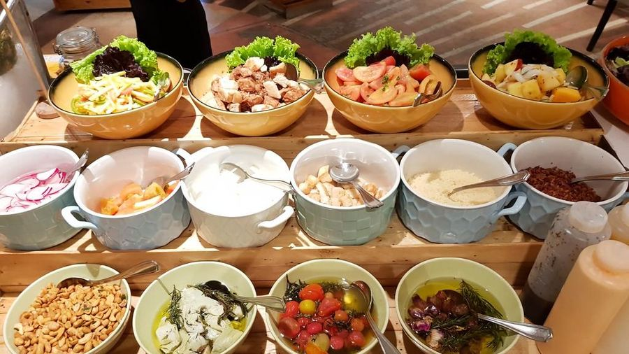 Khách sạn U22 Việt Nam ở tại Philippines có món ăn gì?