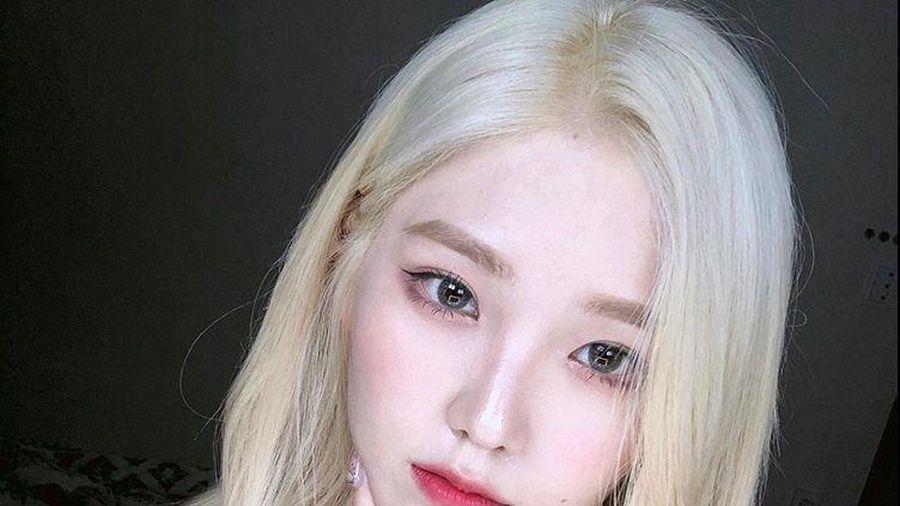 Nhan sắc xinh đẹp được nhận xét giống Irene của Crystal Kim