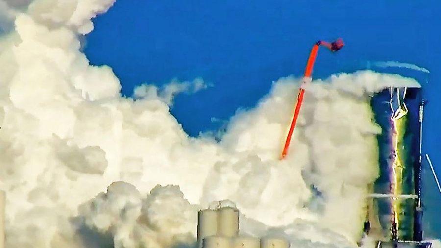 Tên lửa SpaceX nổ tung trong lần thử đầu tiên