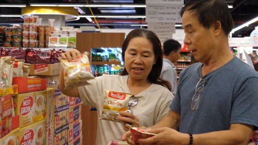 Chất lượng tốt, cháo yến Yến Việt đắt hàng tại các siêu thị lớn