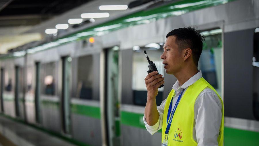 300 nhân công đường sắt Cát Linh nghỉ việc được tuyển bổ sung
