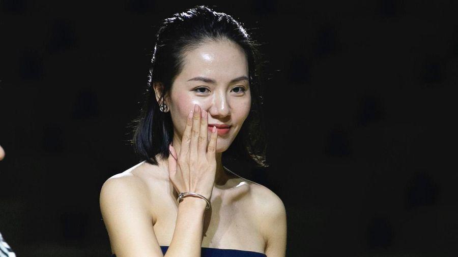Sắc vóc Phương Linh ở tuổi 35