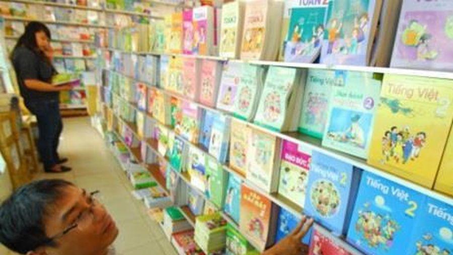 Bộ GD&ĐT công bố sách giáo khoa lớp 1 mới