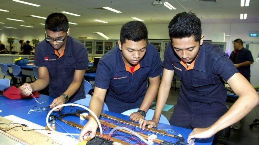 Bộ trưởng cao cấp Singapore kêu gọi chú trọng đào tạo nghề