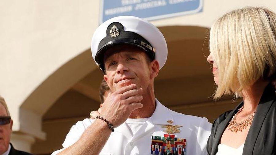 TT Trump mâu thuẫn với hải quân Mỹ về đặc nhiệm SEAL tai tiếng