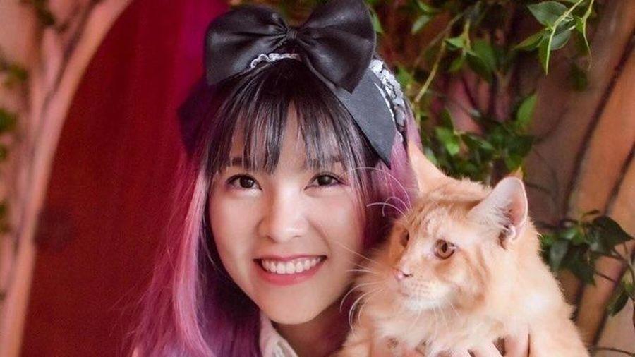 Lạc vào xứ sở mèo tại quán cà phê ở Thái Lan