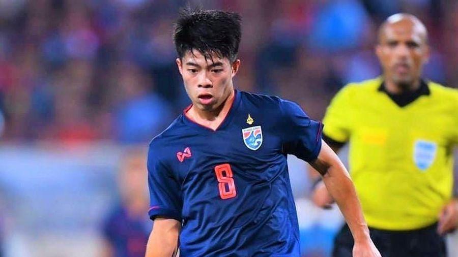 U22 Thái Lan mất ngôi sao đang lên trước thềm SEA Games 30