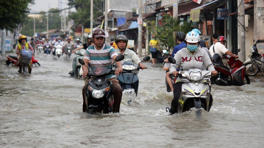 TP Hồ Chí Minh: Đề xuất 19 triệu USD đầu tư dự án quản lý ngập