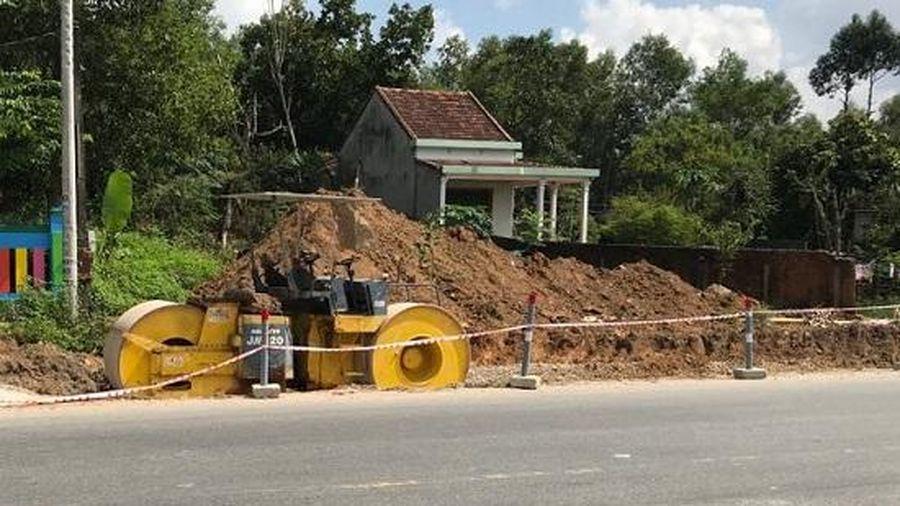 Quảng Ngãi: Nỗ lực hoàn thành nâng cấp, mở rộng Quốc lộ 1A