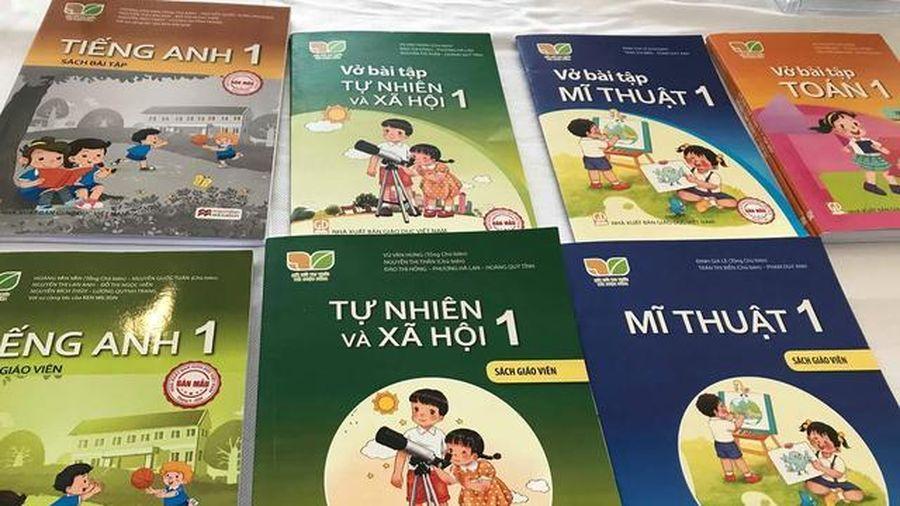 Nóng: Bộ GD&ĐT công bố kết quả thẩm định sách giáo khoa lớp 1