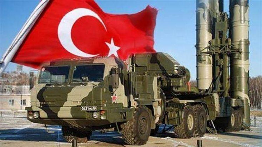 Mỹ muốn Thổ phá hủy S-400 để được mua Patriot