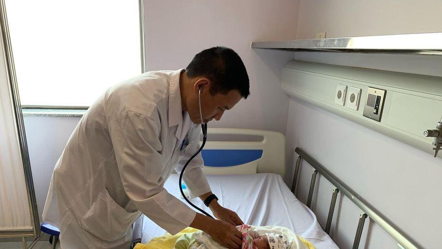 BV Nhi Trung ương phẫu thuật thành công 500 ca chuyển gốc động mạch