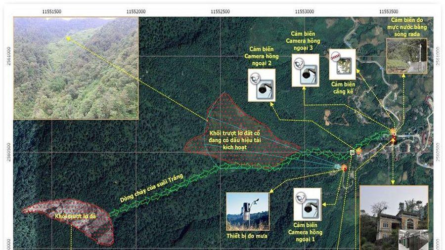 VNPT hỗ trợ đường truyền kết nối trạm cảnh báo sớm trượt lở đất tại Lào Cai