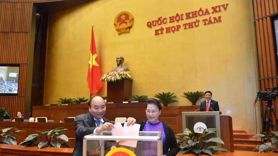 QH miễn nhiệm Chủ nhiệm Ủy ban Pháp luật
