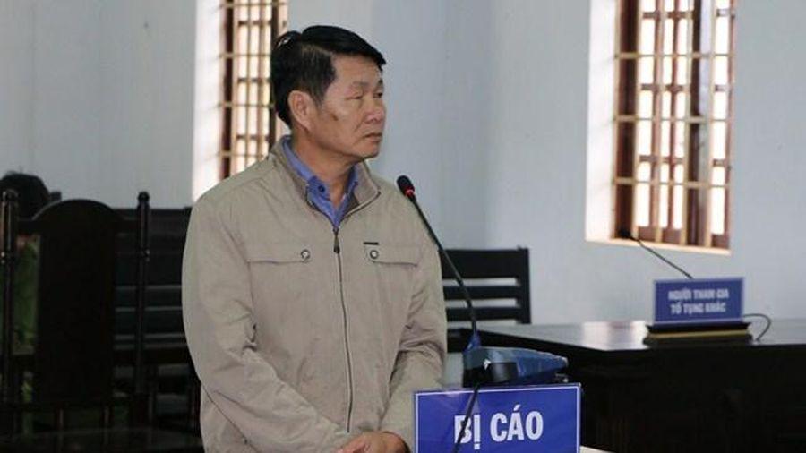 Phạt tù Phó Chủ tịch UBND huyện Tuy Đức vì trục lợi đất rừng