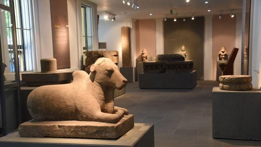 Kỷ niệm 100 năm Bảo tàng Điêu khắc Chăm Đà Nẵng