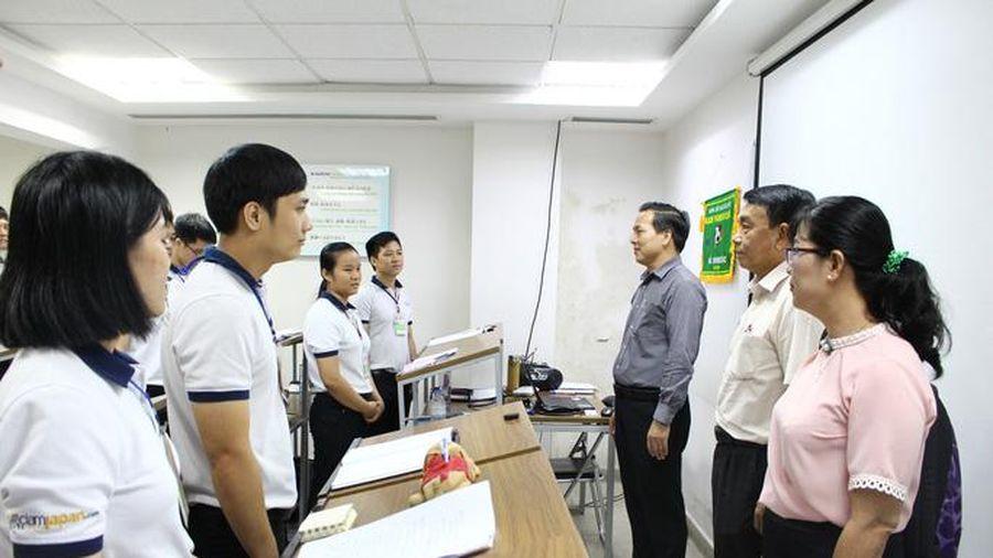 Hỗ trợ lao động kỹ năng đặc định Việt Nam sang Nhật Bản