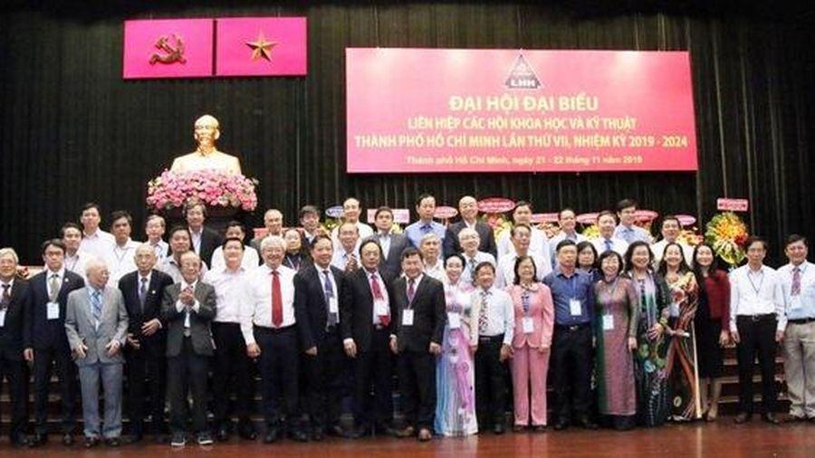Liên hiệp Các Hội Khoa học và Kỹ thuật TP HCM có chủ tịch mới