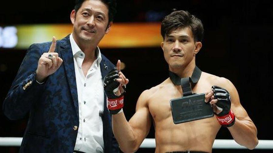 Nguyễn Trần Duy Nhất hạ knock-out dễ dàng nhà vô địch Nhật Bản