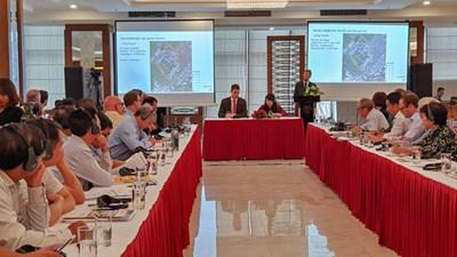 Hội thảo về sụt lún đất tại Đồng bằng sông Cửu Long