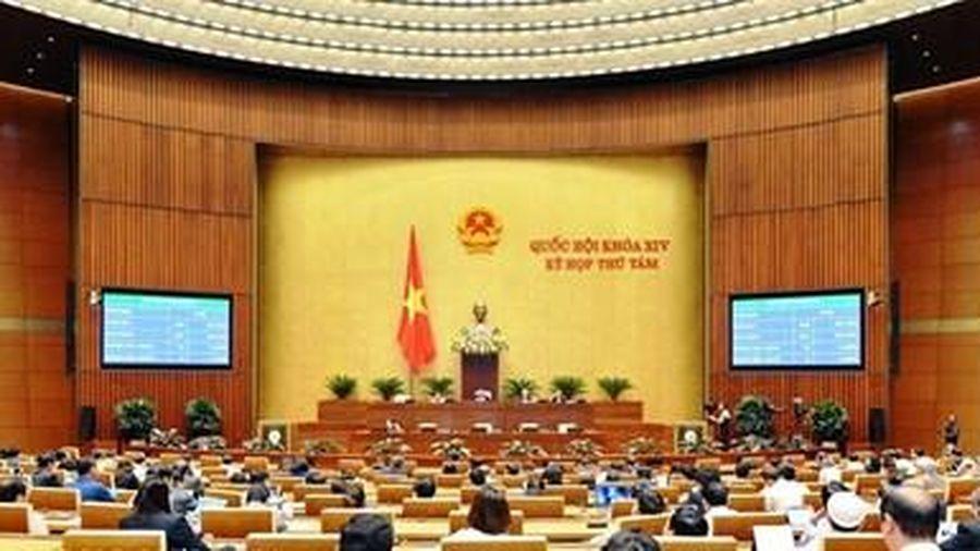 Quốc hội thông qua Luật Dân quân tự vệ (sửa đổi) với tỷ lệ tán thành cao