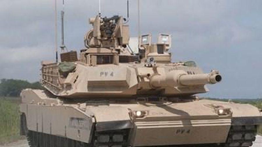 Mỹ thử nghiệm phiên bản nâng cấp của xe tăng Abrams