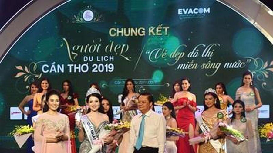 Chung kết Cuộc thi tìm kiếm 'Người đẹp Du lịch Cần Thơ năm 2019'