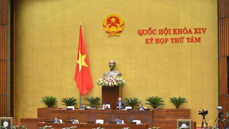 Quốc hội tiến hành phê chuẩn việc miễn nhiệm Bộ trưởng Y tế Nguyễn Thị Kim Tiến