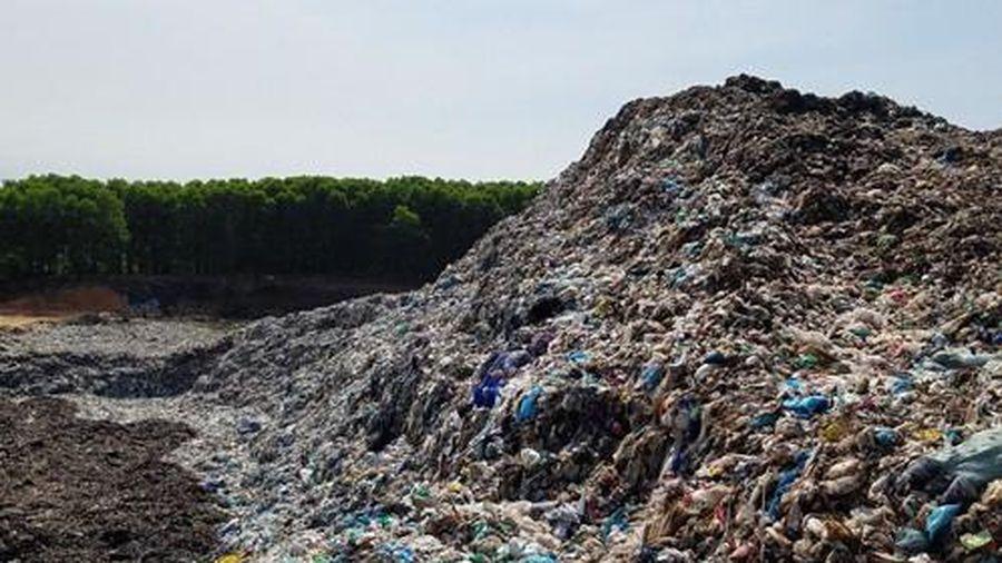 Nhà máy xử lý rác xây dựng gần thượng nguồn sông Hương?