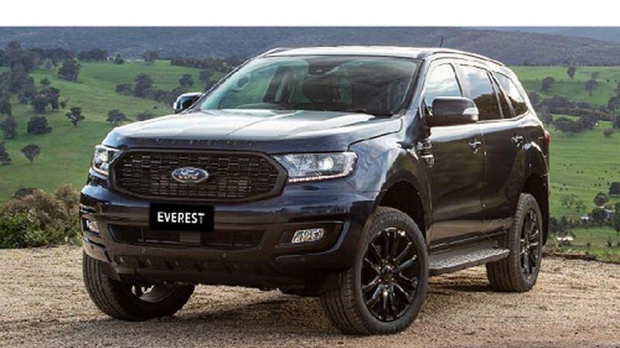 Ford Everest Sport 2020 hơn 1 tỷ đồng tại Thái, sắp về VN