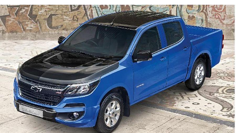 Chevrolet Colorado RS Edition mới tại Thái Lan từ 511 triệu đồng
