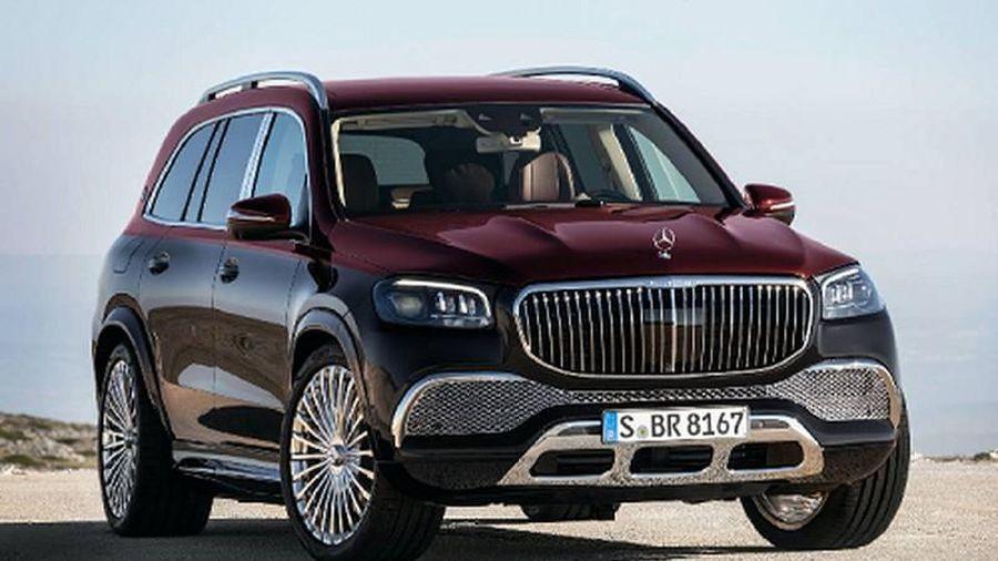'Soi' SUV siêu sang Mercedes-Maybach GLS từ 4,6 tỷ đồng
