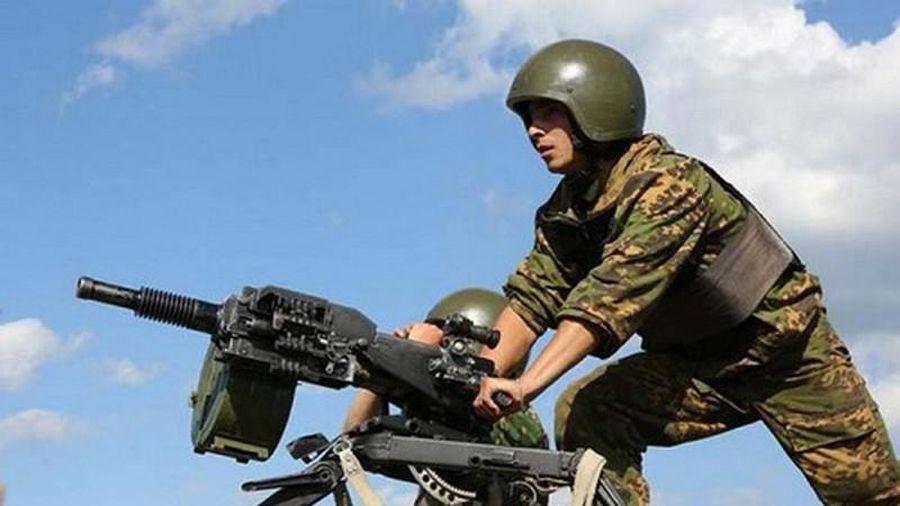 Súng phóng lựu liên thanh AGS-40 của Nga được ví như 'lửa thần chết'