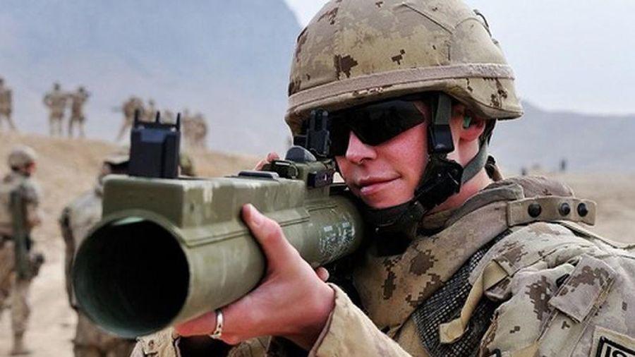 Uy lực súng chống tăng 'bùa hộ mệnh' của quân tiên phong Mỹ
