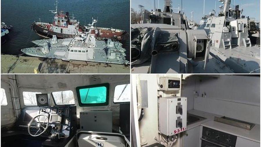 Bị Kiev tố làm hỏng tàu, Nga phản pháo bằng clip