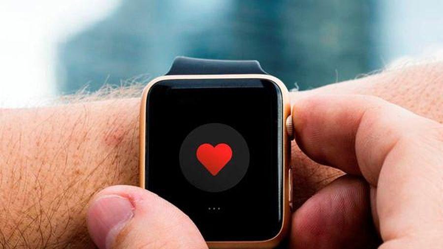 Apple Watch phát hiện nhịp tim không đều