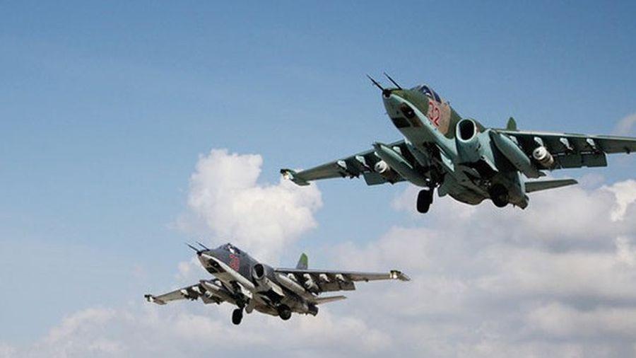 Nga tiến hành đợt không kích lớn nhất trong tháng nằm vào Idlib của Syria