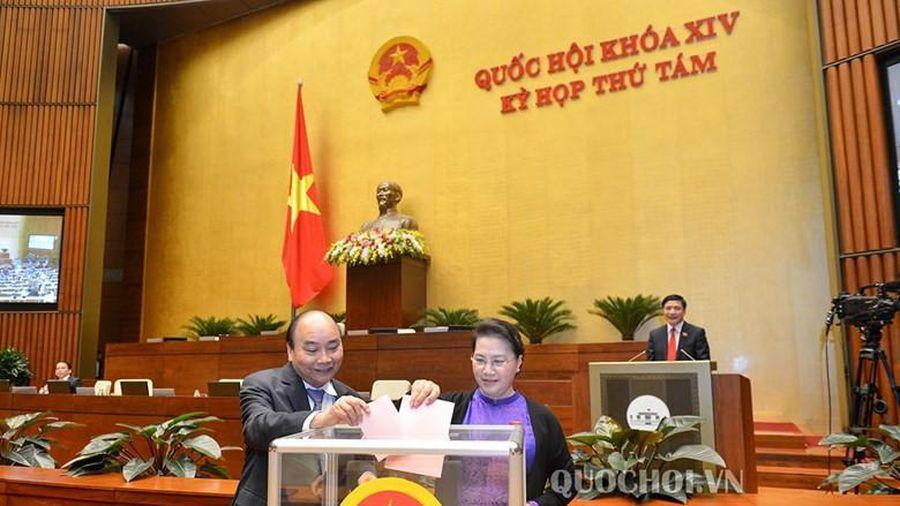Bà Nguyễn Thị Kim Tiến chính thức không làm Bộ trưởng Bộ Y tế