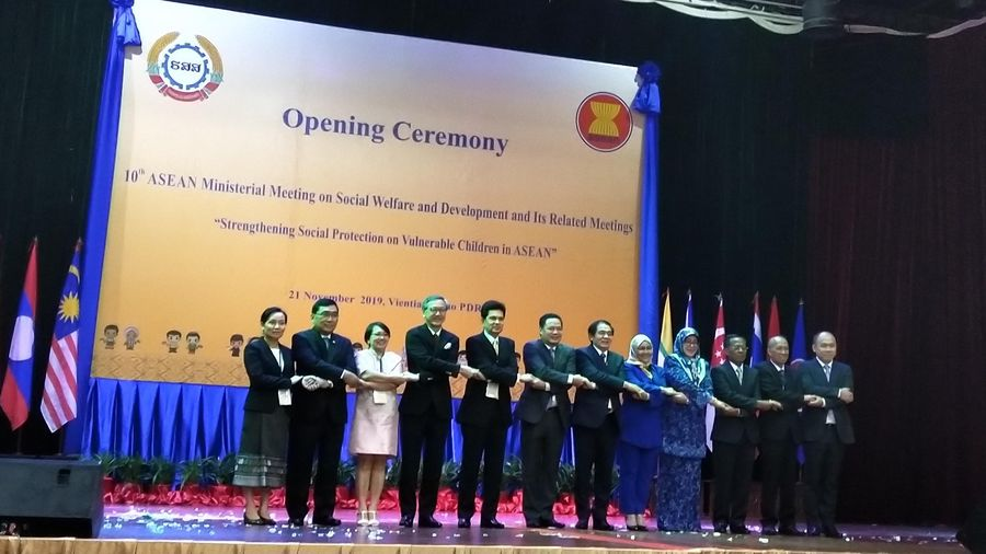Tăng cường an sinh cho trẻ em yếu thế trong ASEAN