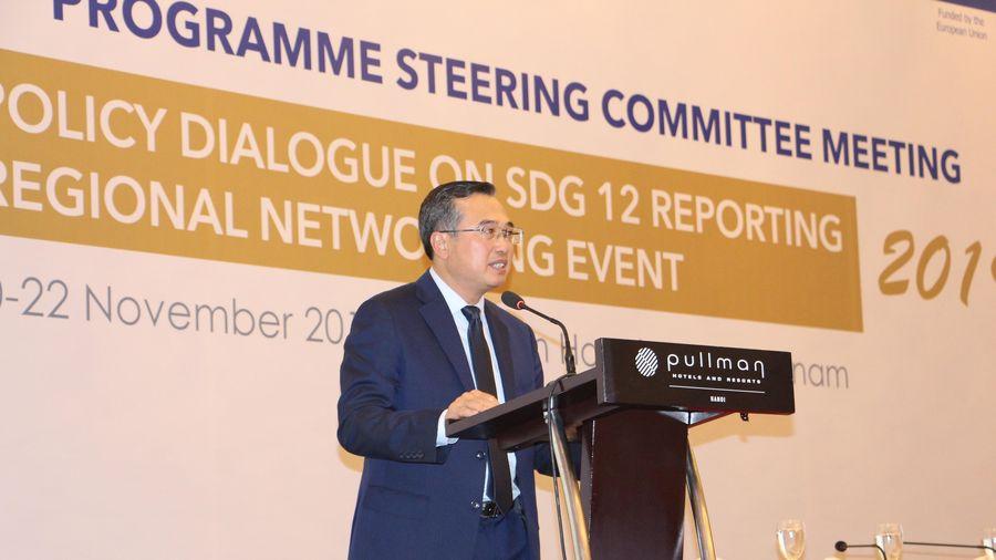 Mạng lưới khu vực Châu Á hành động thúc đẩy sản xuất và tiêu dùng bền vững