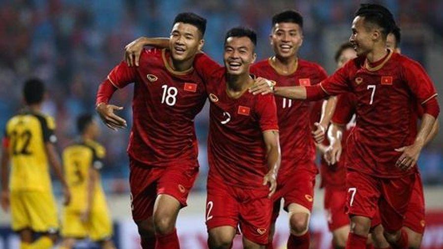 Lịch thi đấu của U22 Việt Nam tại SEA Games 30