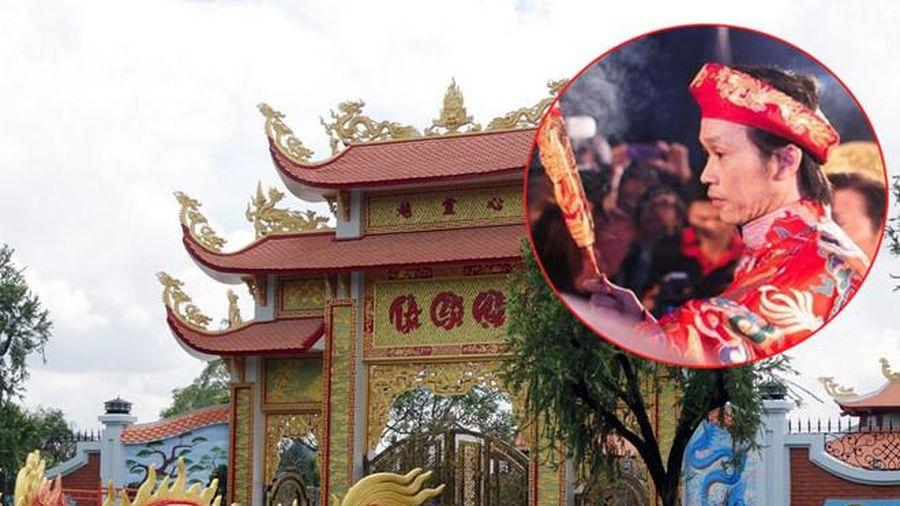 Hoài Linh giàu cỡ nào mà dốc túi xây nhà thờ Tổ nghiệp 100 tỷ?
