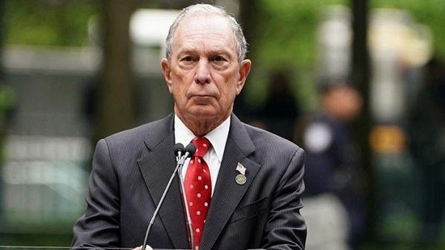 Tỷ phú Bloomberg chính thức bước chân vào cuộc đua tranh cử tổng thống Mỹ?