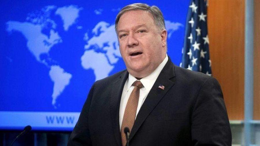 Ngoại trưởng Pompeo: Mỹ sẽ trừng phạt Iran do ngược đãi người biểu tình