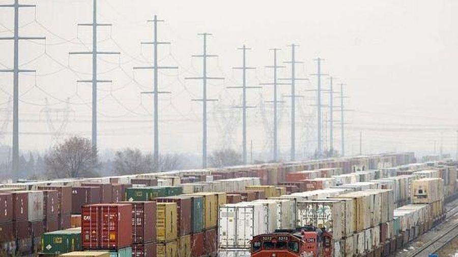 Canada thiếu hụt khí hóa lỏng trầm trọng do nhân viên đường sắt đình công
