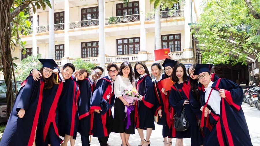 60 năm Học viện Ngoại giao: Hạnh phúc khi đứng trên giảng đường